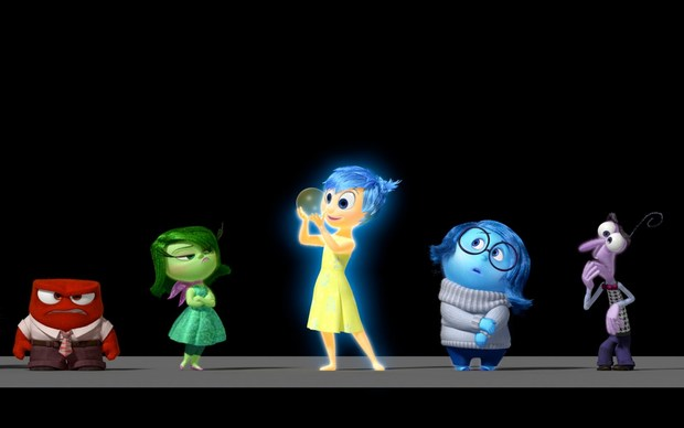 Inside Out Desktop Wallpaper