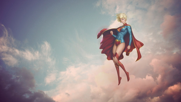 Supergirl HD Wallpaper