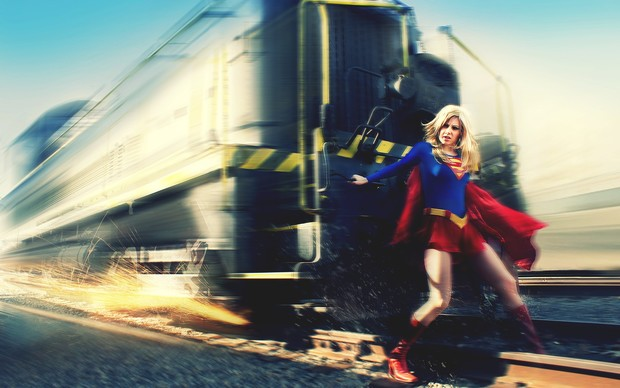 Supergirl Photo