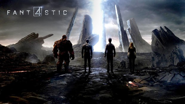 Fantastic Four (2015) HD Wallpaper
