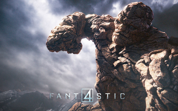 Fantastic Four Desktop Wallpaper