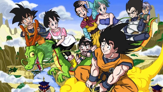 HD Dragon Ball