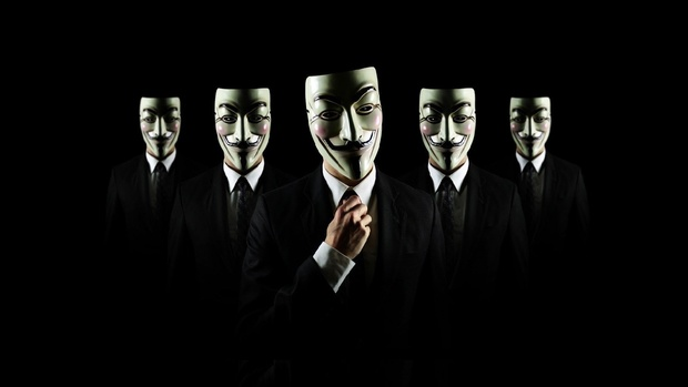 Anonymous HD Desktop Wallpaper
