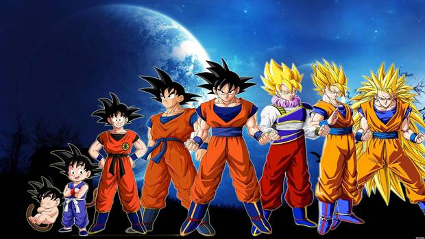 Awesome Dragon Ball Z Wallpaper