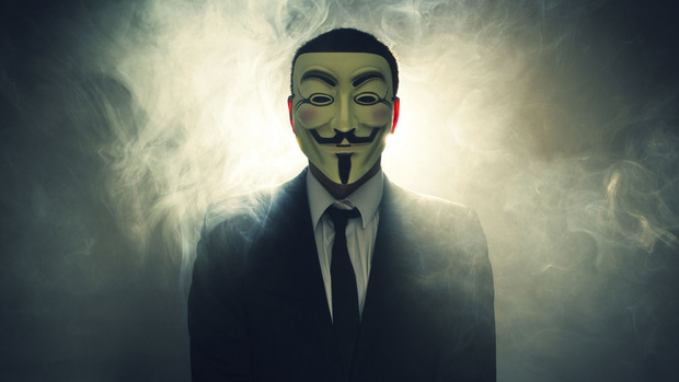 Free Anonymous Wallpaper