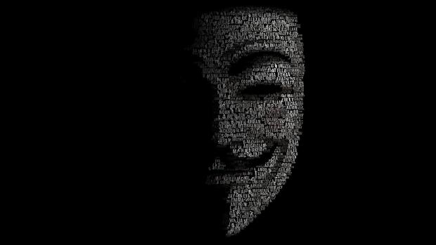 HD Anonymous Wallpaper