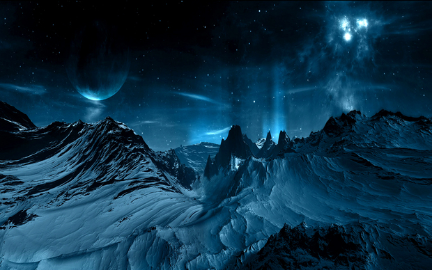 Awesome Science Fiction Wallpaper