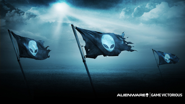 HD Alienware Wallpaper