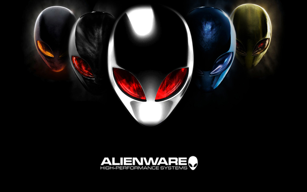 Latest Alienware Wallpaper
