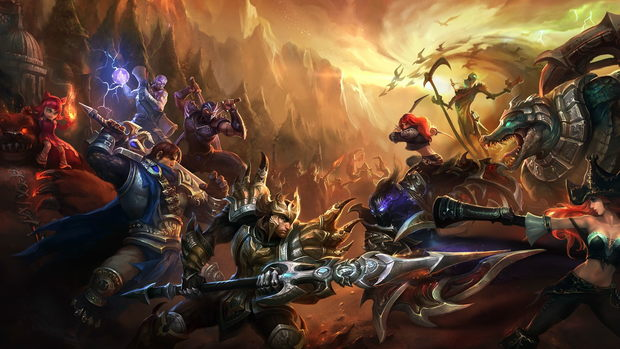 HD League of Legends