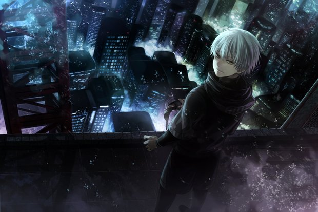 Tokyo Ghoul Backgrounds