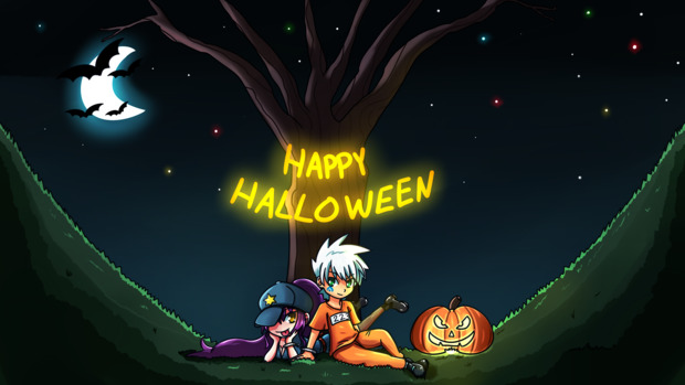 Free Wallpaper Halloween