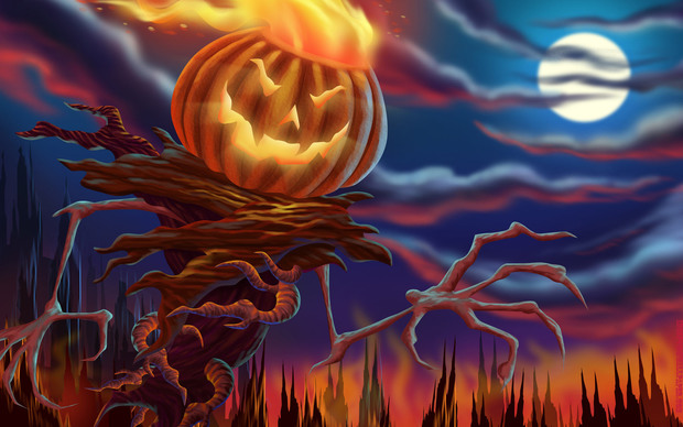 Halloween 2015 Backgrounds
