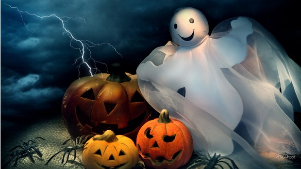 Halloween 2015 HD Wallpaper