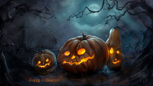Halloween 2015 HD Wallpapers