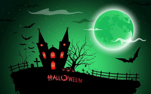 Happy Halloween 2015 Wallpapers