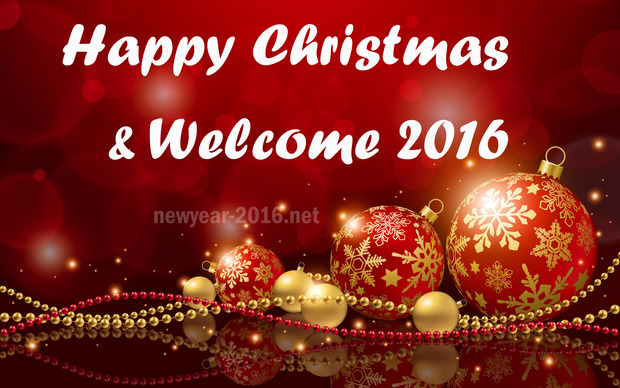 Free Happy New Year 2016 Wallpaper