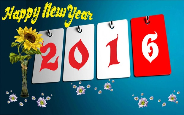 Happy New Year 2016 HD