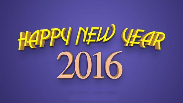 HD Happy New Year 2016