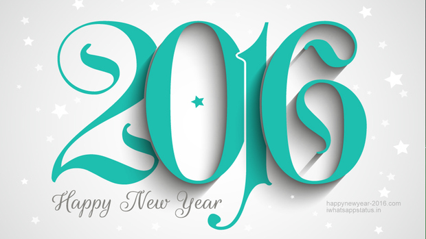 Latest Happy New Year 2016 Wallpaper