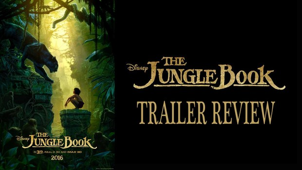 2016 The Jungle Book Wallpaper