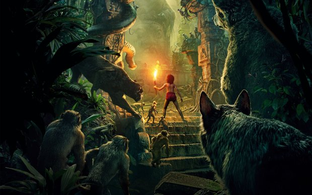 2016 The Jungle Book