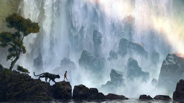Beautiful The Jungle Book Wallpaper