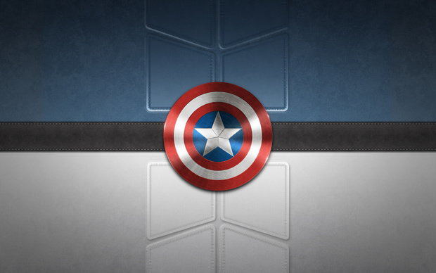 Captain America Desktop Background