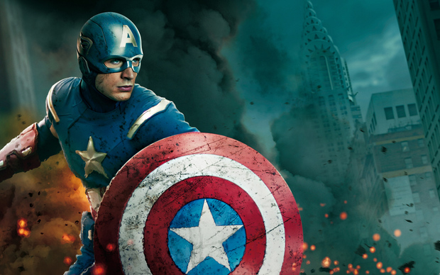 Free Captain America Wallpaper