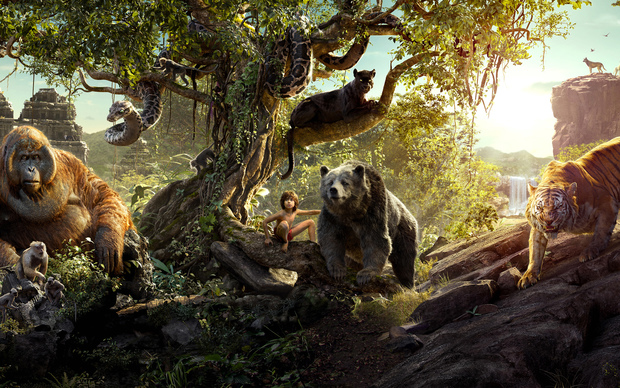 The Jungle Book 2016 Wallpaper