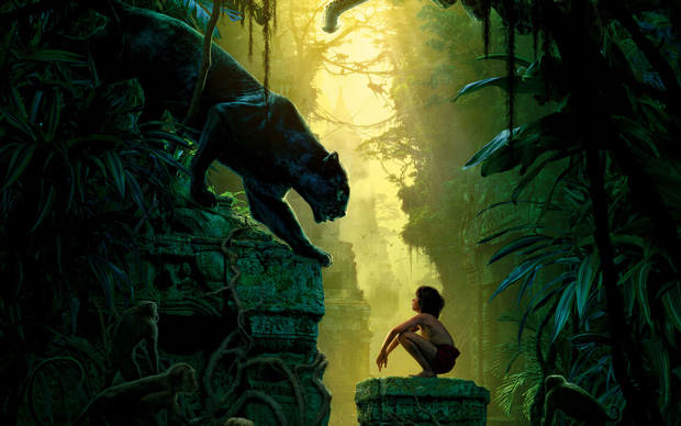 The Jungle Book Wide Wallpaper