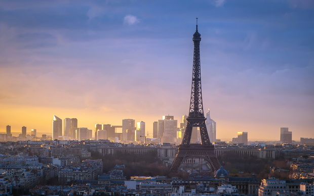 Eiffel Tower High Definition Wallpaper