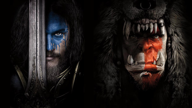 Warcraft (2016) HD