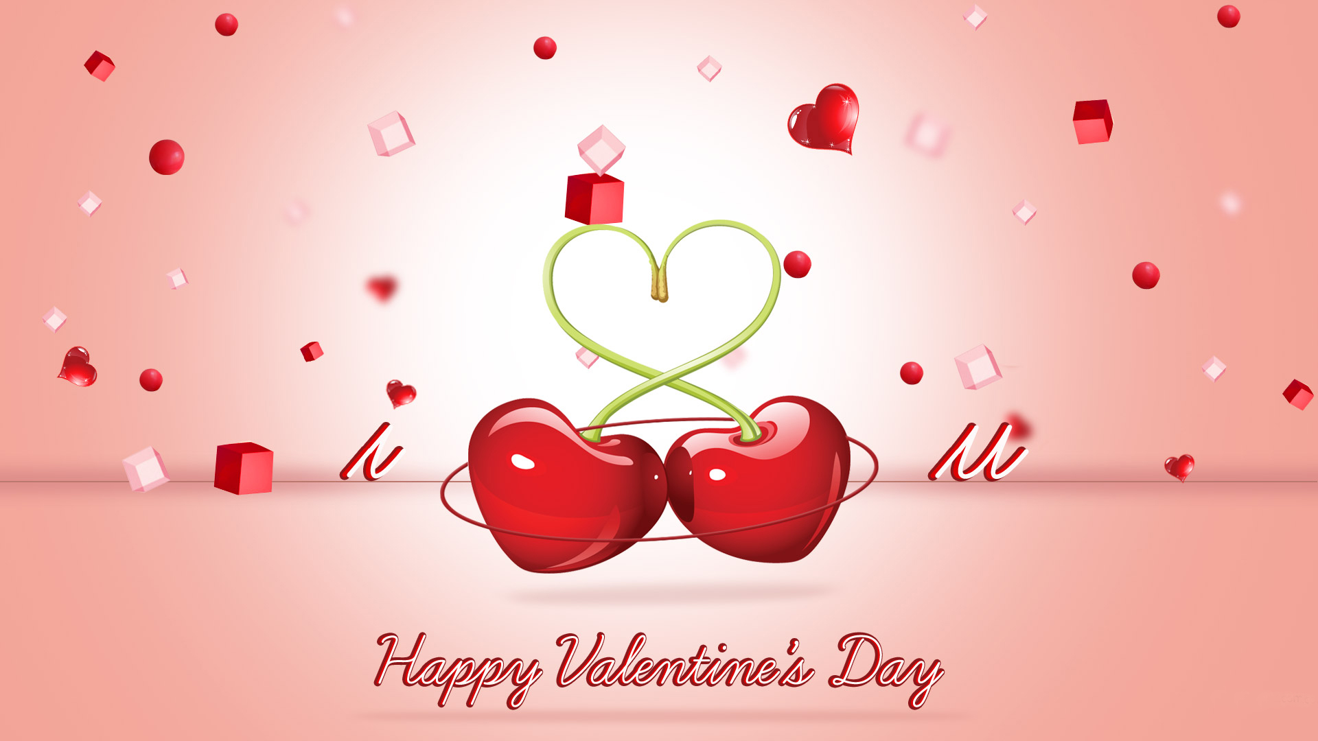 happy valentines day desktop wallpapers - Happy Valentines Day Pictures Free