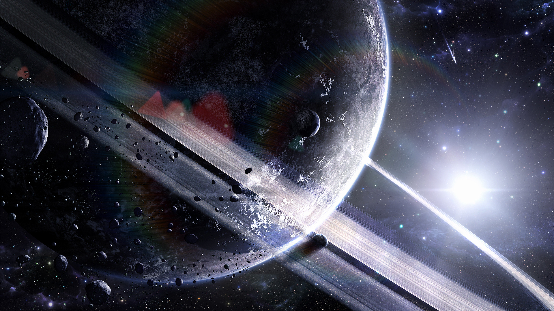 Latest Space Wallpaper 1920x1080