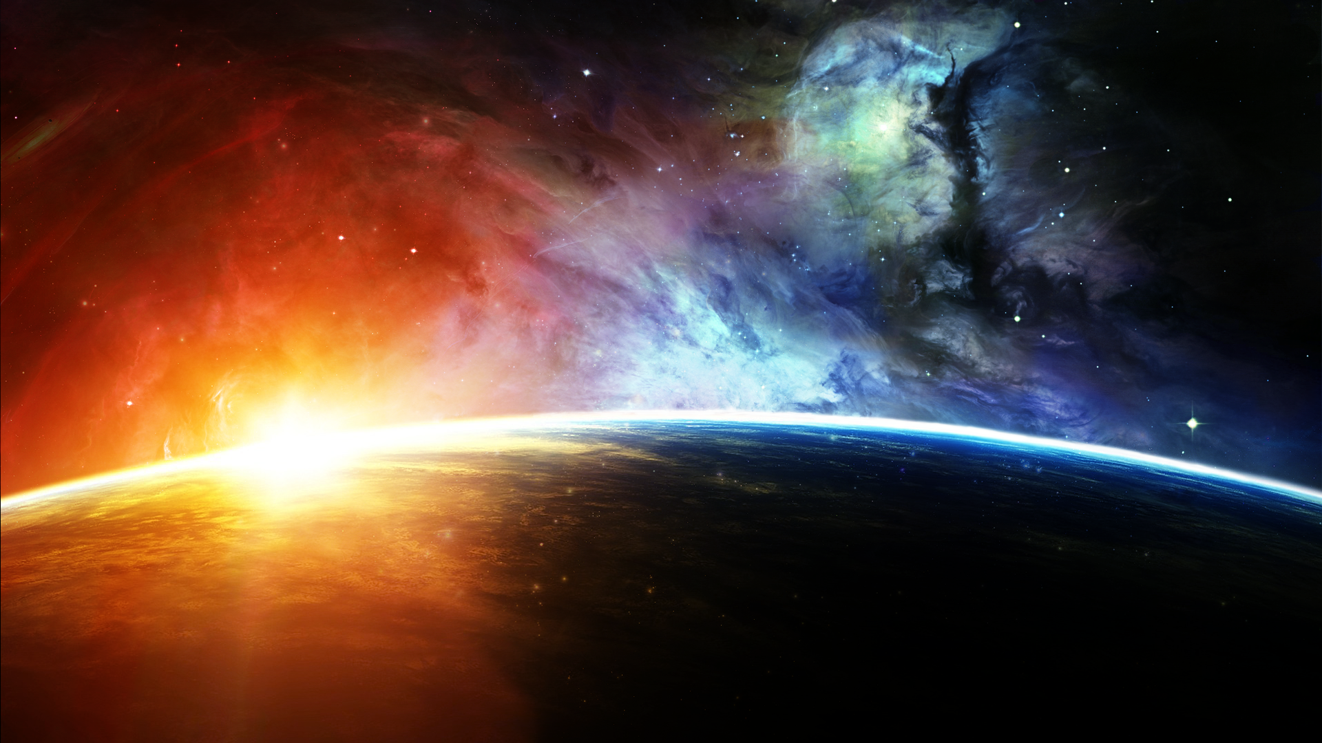 space desktop wallpaper backgrounds - photo #11