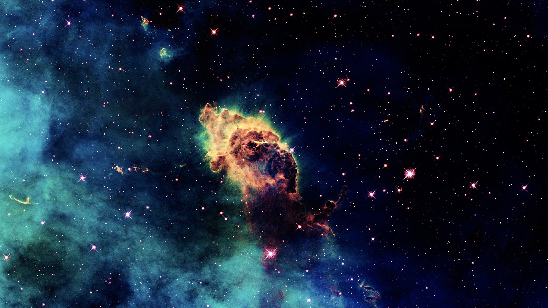 deep space hd wallpaper 1366x768 - photo #35