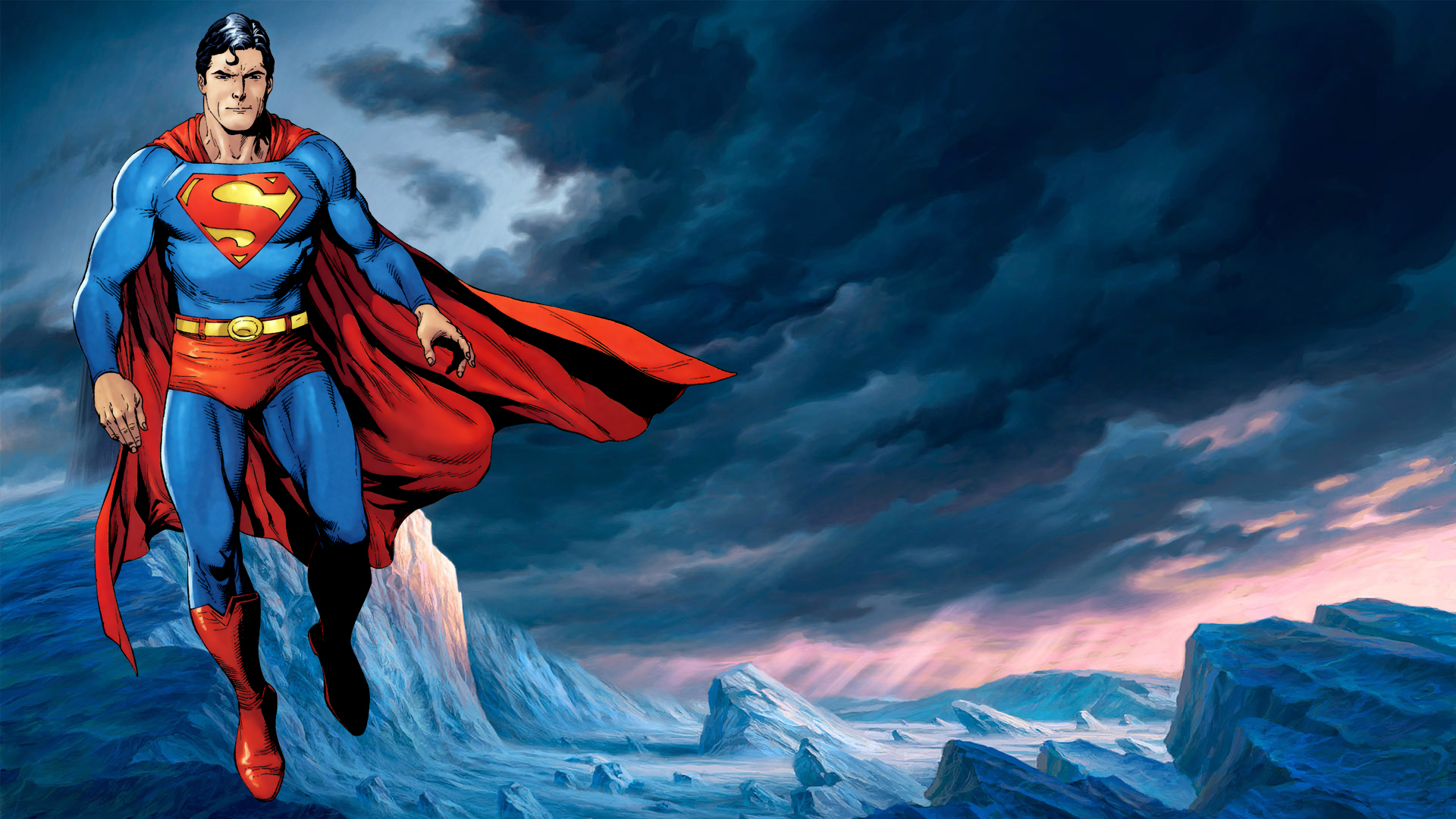 superman comic art wallpaper - photo #44