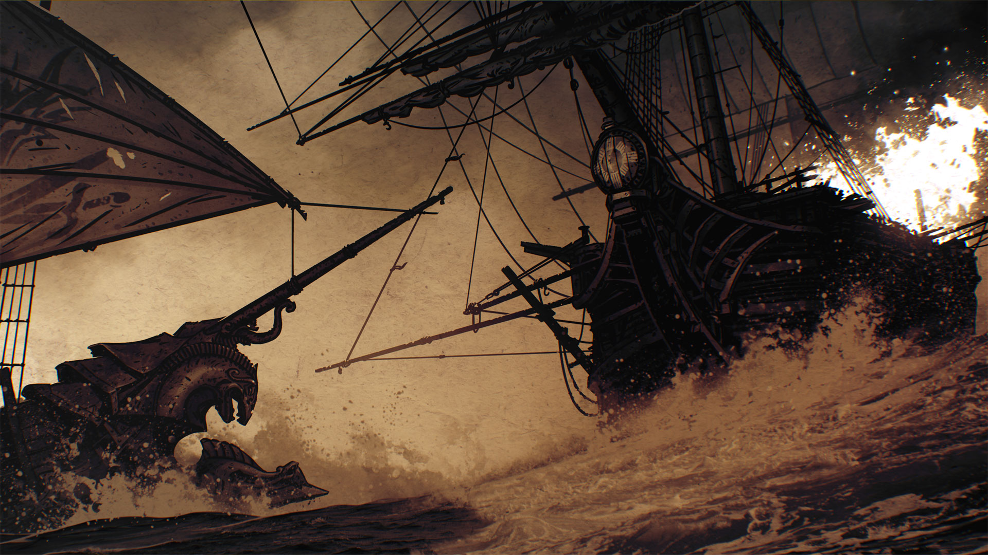 Sea Pirate Wallpapers | Best Wallpapers