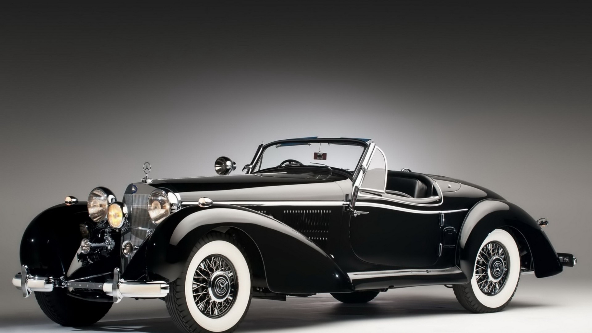 Vintage Cars High Definition Wallpaper 1920x1080