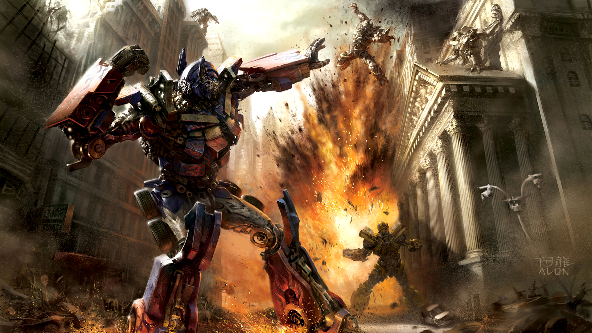 wallpapers transformers - photo #12