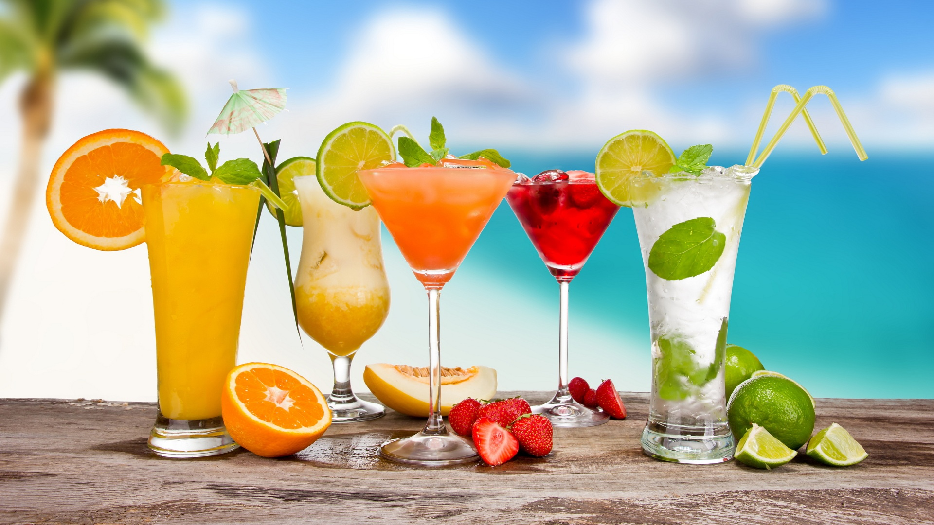 Cocktail wallpapers best wallpapers for Cocktail de fruit