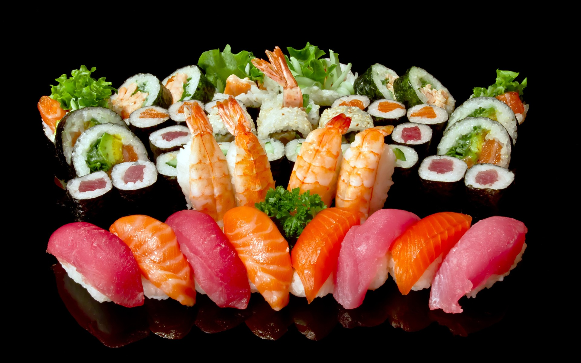 Sushi wallpapers best wallpapers for Cuisine wallpaper