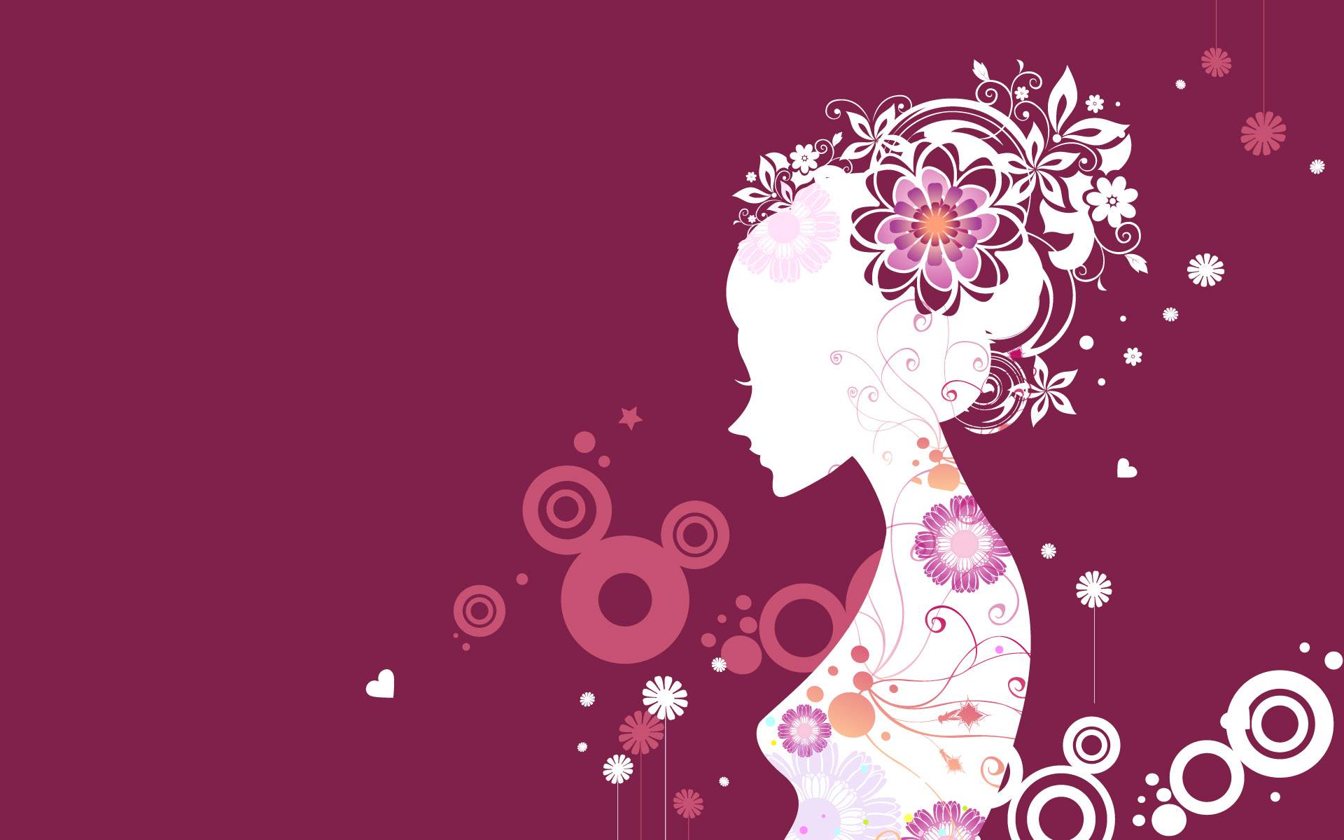 vector girl wallpapers | best wallpapers