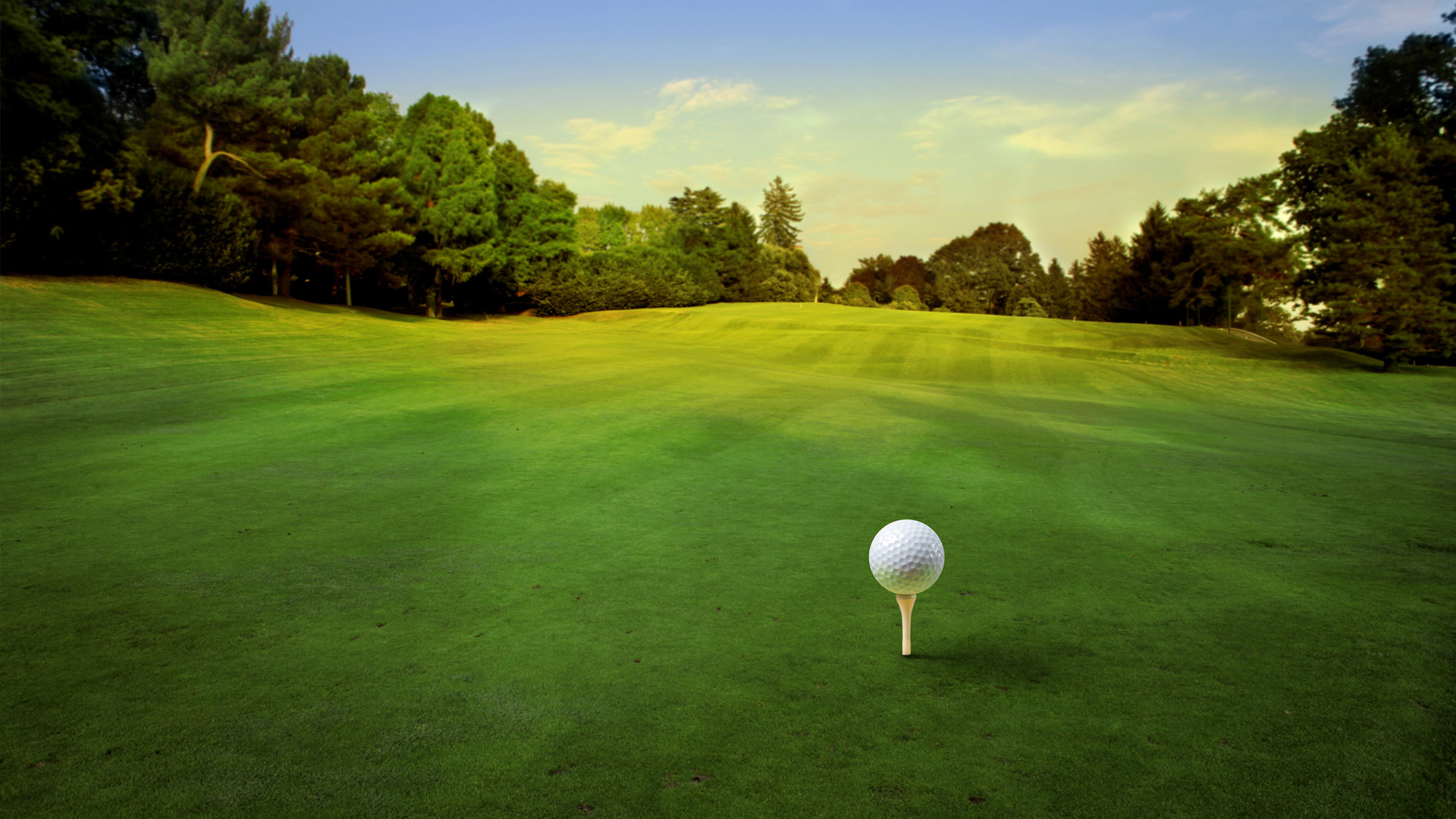 1920 X 1080 Hd Wallpaper Golf