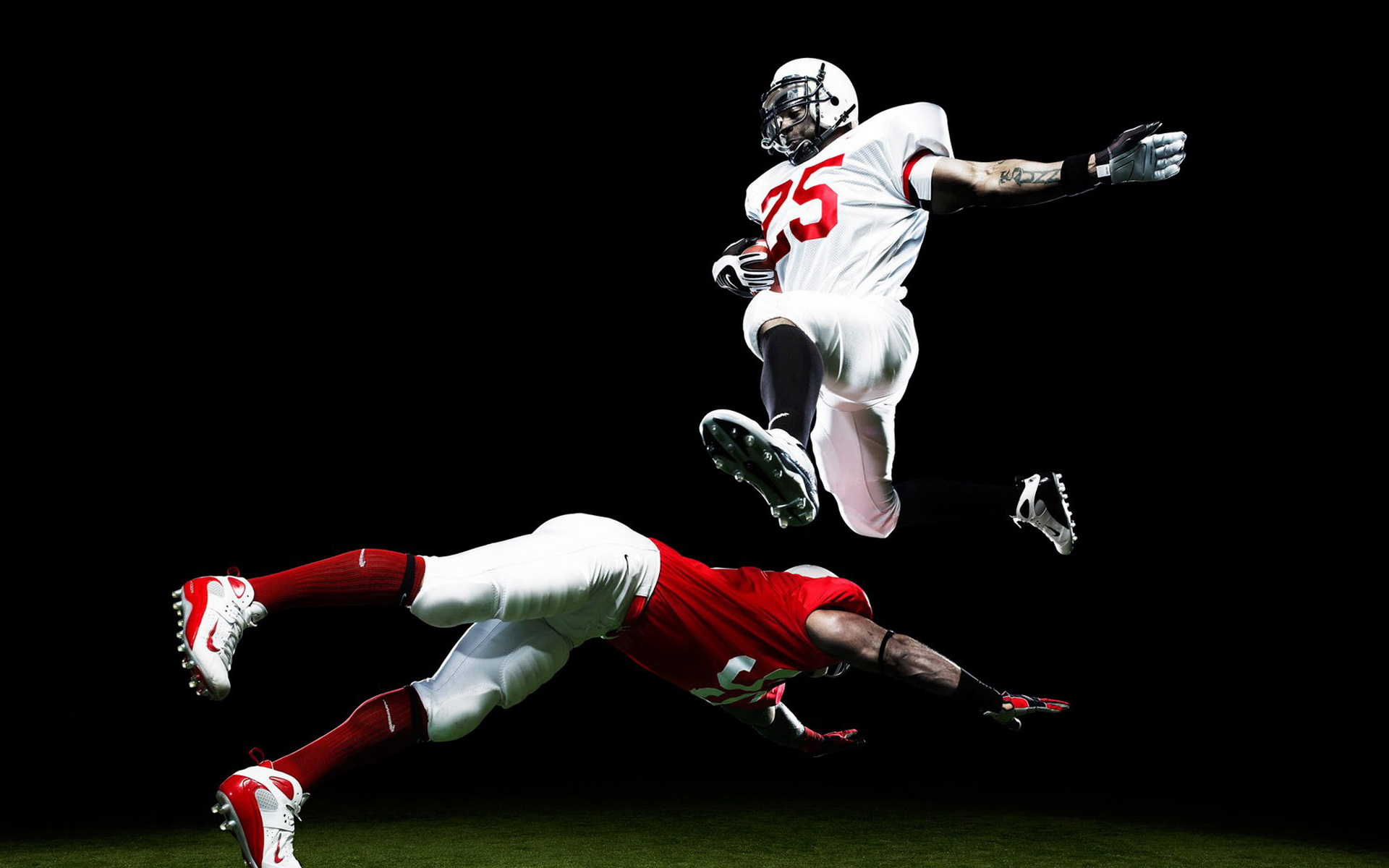 Tackle football players wallpapers
