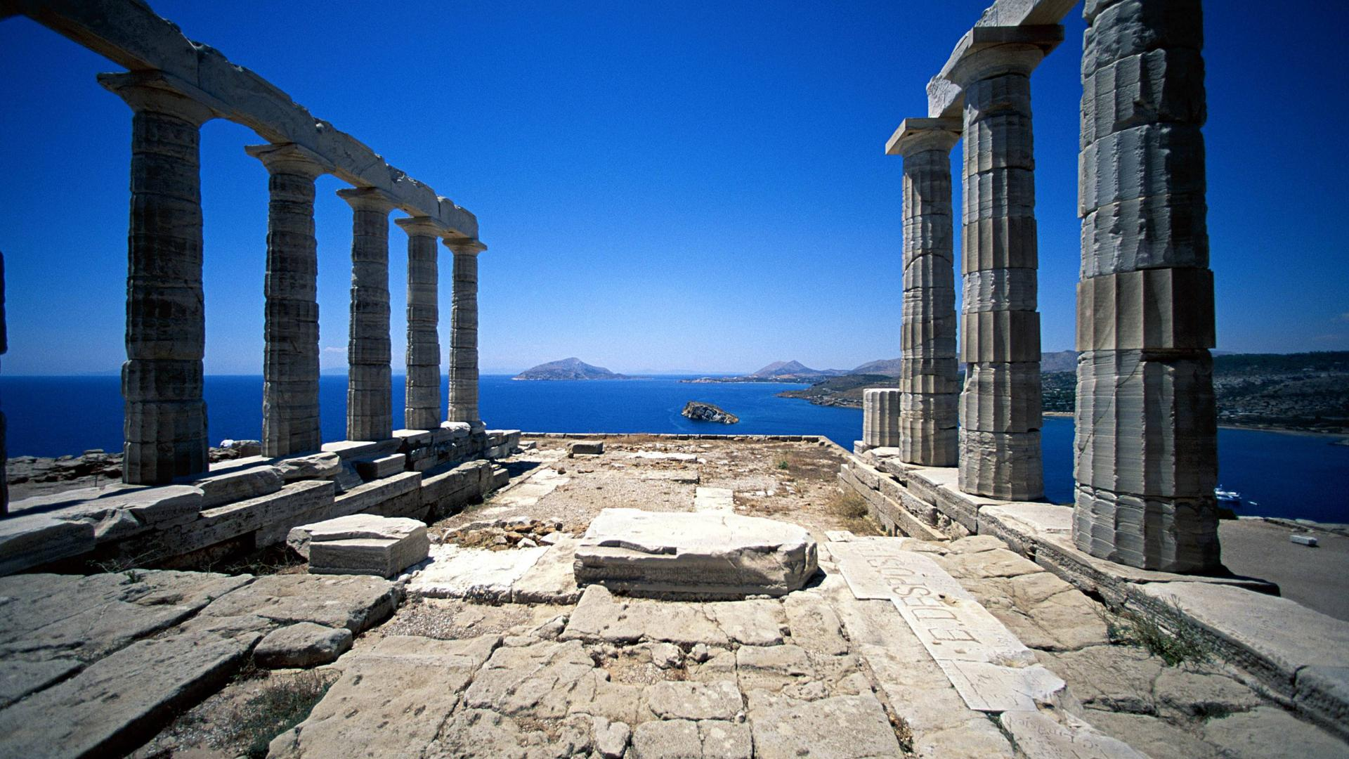 Greek Architecture Wallpapers Best Wallpapers