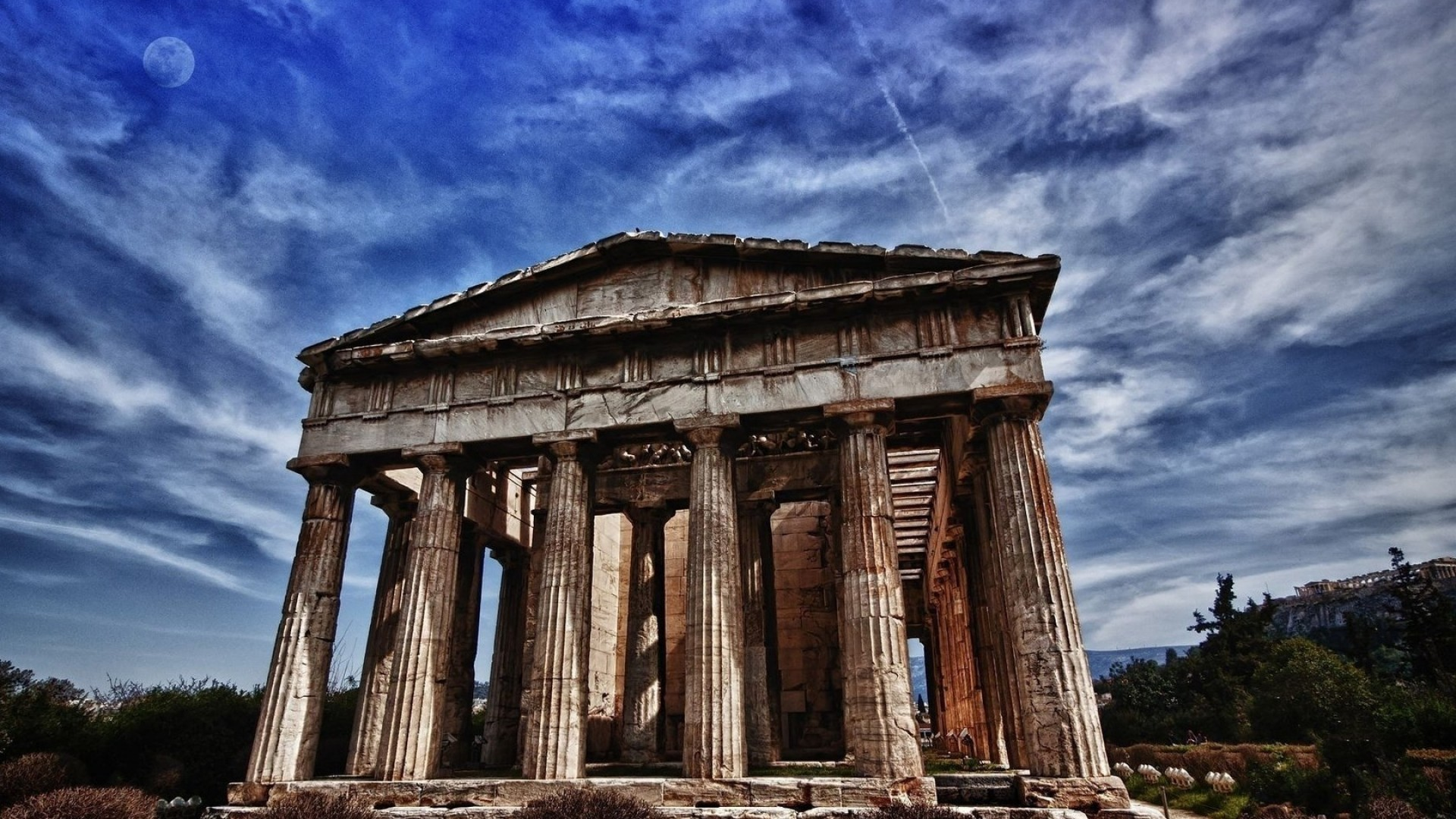 Greek architecture wallpapers best wallpapers for Define architect
