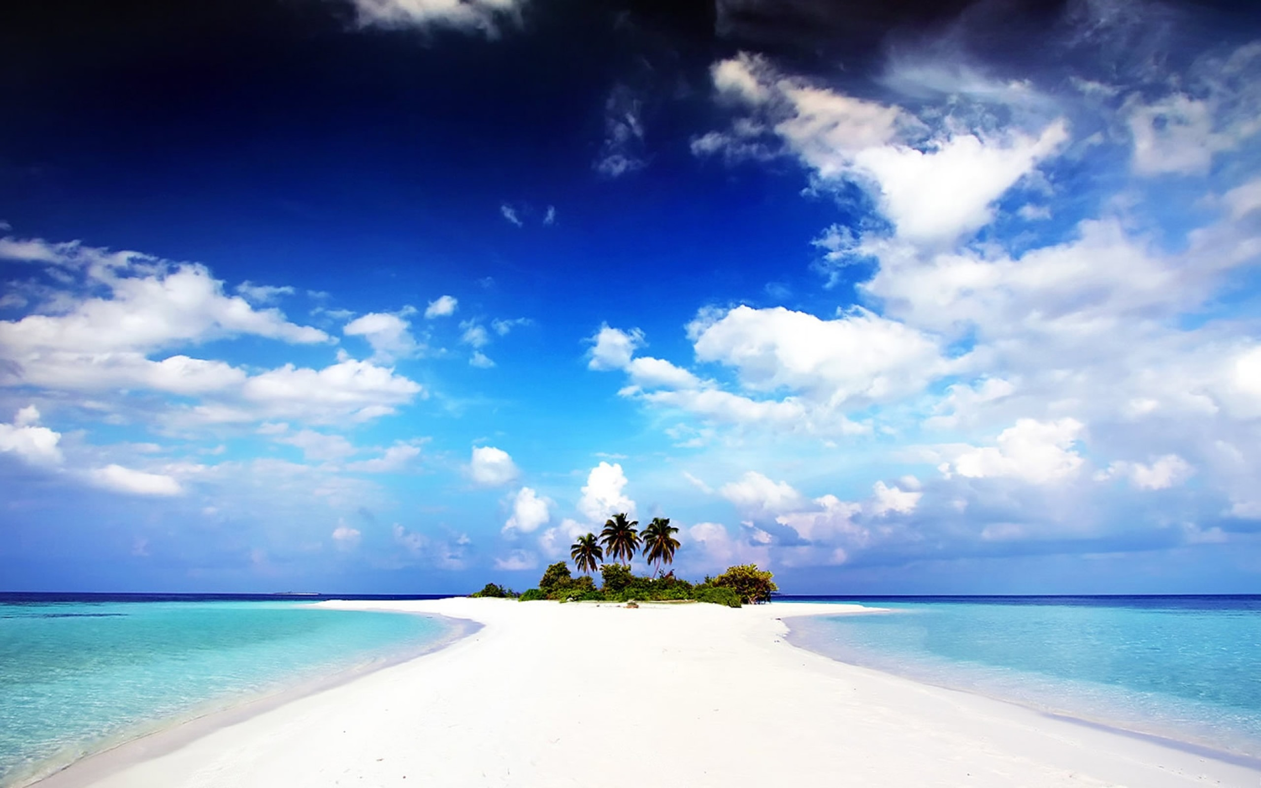 Hd Tropical Island Beach Paradise Wallpapers And Backgrounds: Maldives Wallpapers