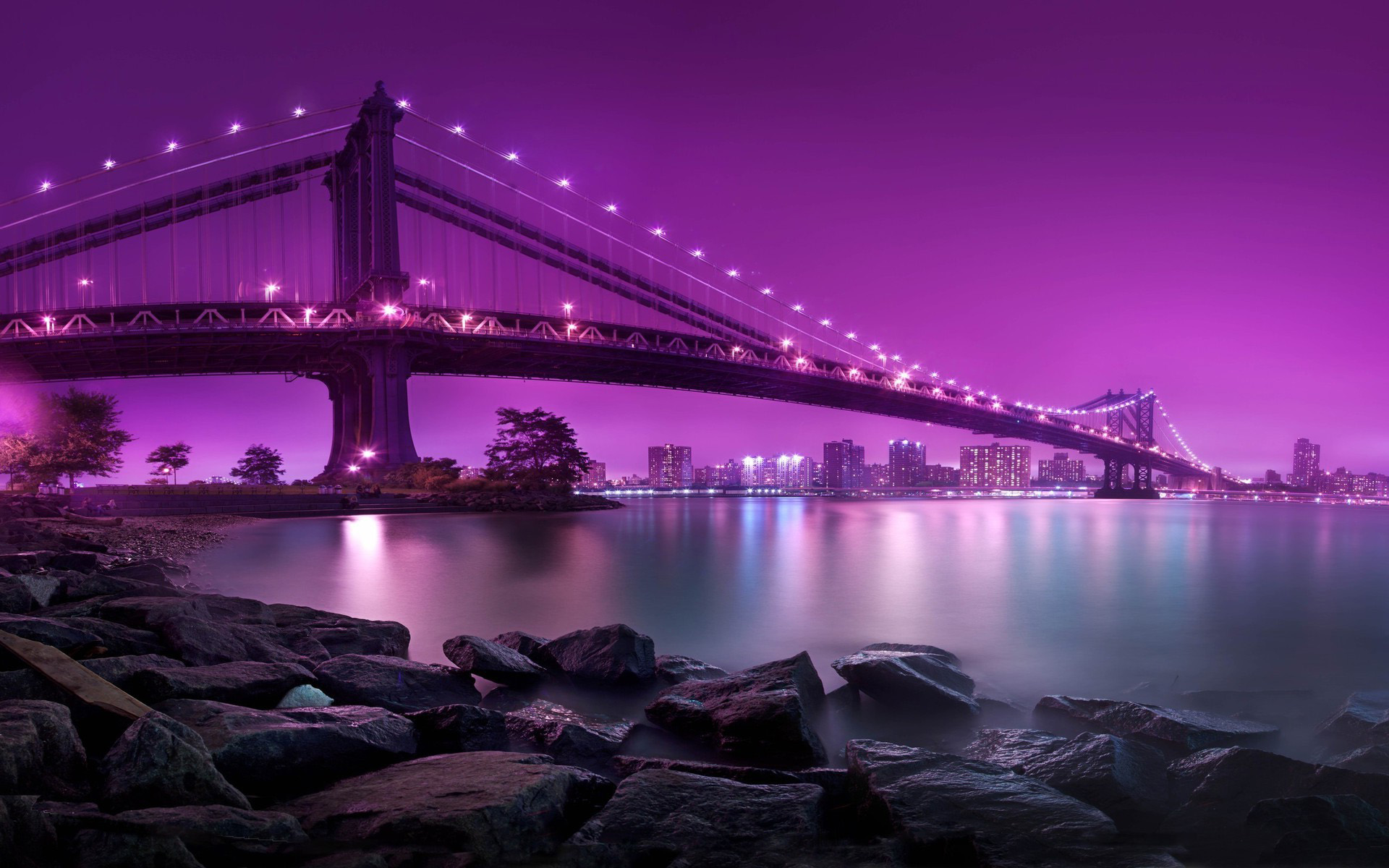 background wallpapers new: Manhattan Wallpapers